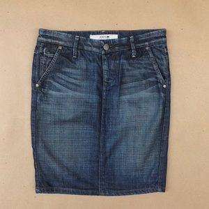 Joe's Denim skirt
